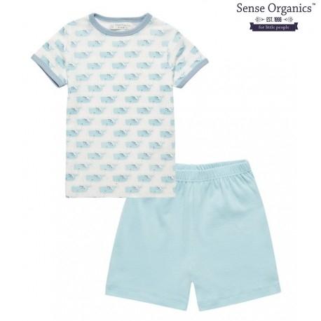 c4b1b4144e Sense Organics - Bio Kinder Schlafanzug