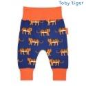 Toby tiger - Bio Baby Sweathose mit Tiger-Allover