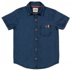 kite kids - Bio Kinder Jeanshemd