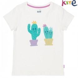 kite kids - Bio Kinder T-Shirt mit Kaktus-Motiv