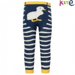 kite kids - Baby Leggings mit Enten-Motiv