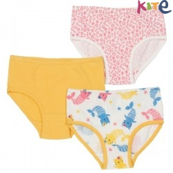 kite kids - Bio Kinder Slips 3er-Pack Mercat