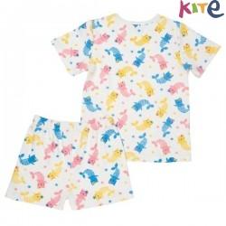 kite kids - Bio Kinder Schlafanzuf kurz Mercat