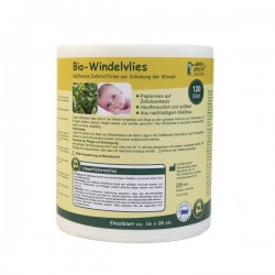 Grünspecht Naturprodukte - Bio-Windelvlies, 120 Blatt