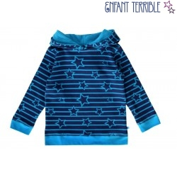 Enfant Terrible - Bio Kinder Sweatshirt mit Sternen-Motiv