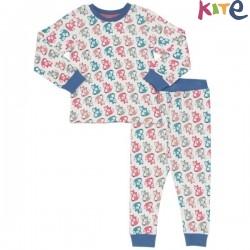 kite kids - Bio Kinder Schlafanzug mit Fuchs-Motiv