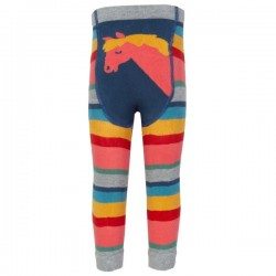 kite kids - Baby Strickleggings mit Pferde-Motiv