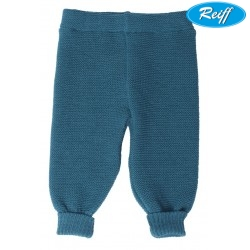 Reiff - Bio Strickhose Wolle karibik