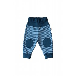 "Leela Cotton - Bio Baby Sweathose ""Atlantic"""