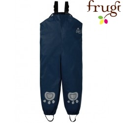 frugi - Kinder Regenhose, blau