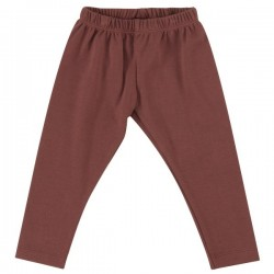 Pigeon - Bio Kinder Leggings, bordeaux