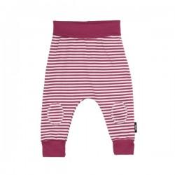 pure pure by BAUER - Bio Baby Jersey Hose mit Streifen