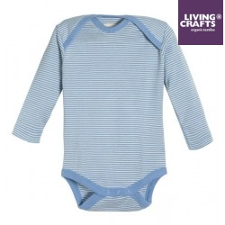 LIVING CRAFTS - Bio Baby Body langarm