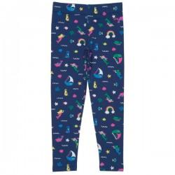 kite kids - Bio Kinder Leggings mit Meerjungfrauen-Druck