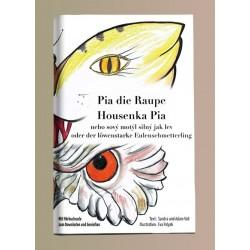 """Buch """"Pia die Raupe"""""""