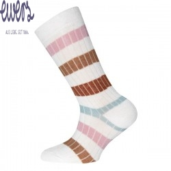 Ewers - Bio Kinder Socken mit Streifen