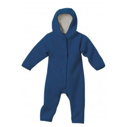 disana - Bio Baby Walk Overall, marine