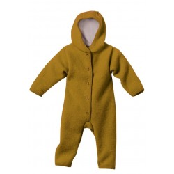 disana - Bio Baby Walk Overall, gold