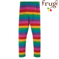 """frugi - Bio Kinder Leggings """"Libby"""" Regenbogen"""