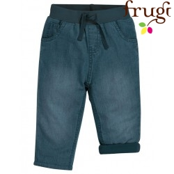 """frugi - Bio Baby Jeans """"Comfy"""" mit Softbund, gefüttert"""