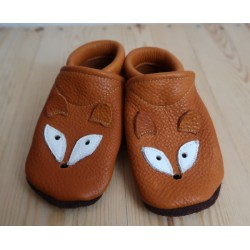Diseno-C - Bio Baby Lederpuschen Fuchs