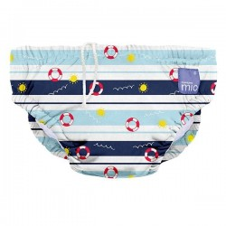 "Bambino Mio - Baby Schwimmwindel ""Alle an Bord"""
