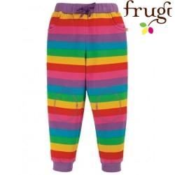 """frugi - Bio Kinder Sweathose """"Snug"""" Regenbogen"""