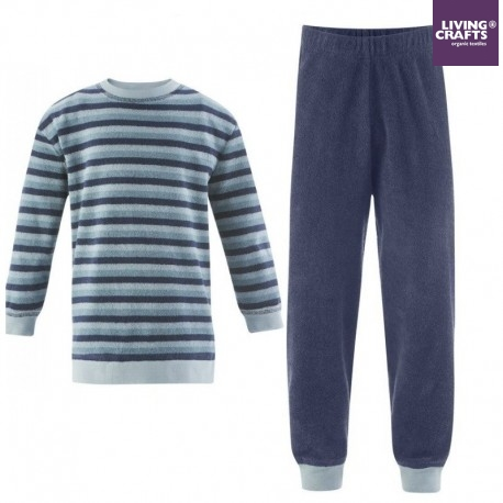 LIVING CRAFTS -Kinder Flanell Schlafanzug langarm