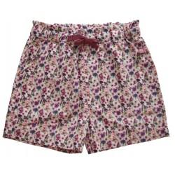 Enfant Terrible - Bio Kinder Shorts mit Blumen-Allover