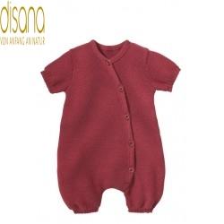 disana - Bio Baby Strick Spieler, Wolle, wildbeere