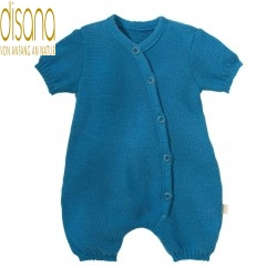 disana - Bio Baby Strick Spieler, Wolle, karibikblau