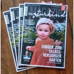 Naturkind Magazin - Ausgabe 11 (Frühjahr 2021)