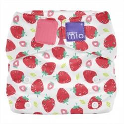 """Bambino Mio - Stoffwindel Miosolo All-in-one """"Erfrischende Erdbeere"""""""