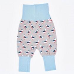 "Cheeky Apple - Bio Kinder Jersey Hose ""Strandmöwe Fiete"""