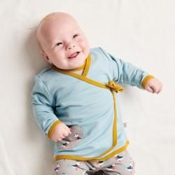 "Cheeky Apple - Bio Baby Wickeljacke ""Strandmöwe Fiete"""