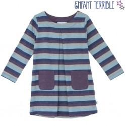 Enfant Terrible - Shirtkleid mit Streifen