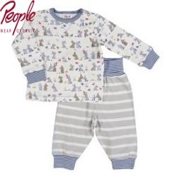 People Wear Organic - Bio Baby Schlafanzug