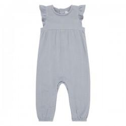 "Sense Organics - Bio Baby Musselin Strampler ""Marli"", blau"