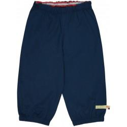 loud + proud - Bio Kinder Outdoorhoser, wasserabweisend, marine