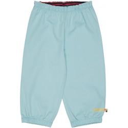 loud + proud - Bio Kinder Outdoorhoser, wasserabweisend, lagoon
