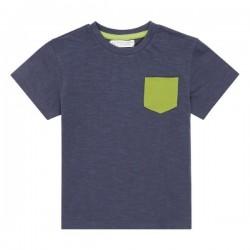 """Sense Organics - Bio Kinder T-Shirt """"Jannis"""" mit Tasche"""