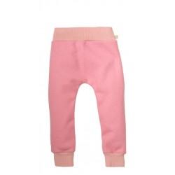 disana - Bio Baby Sommerwalkhose, Wolle, rosa