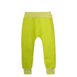 disana - Bio Baby Sommerwalkhose, Wolle, apfelgrün