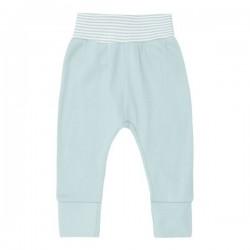 "Sense Organics - Bio Baby Jersey Hose ""Yoy"", teal"