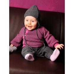 Reiff - Bio Baby Mütze Wolle
