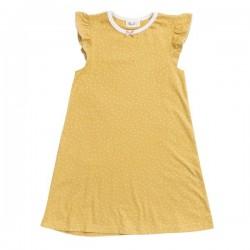 People Wear Organic - Bio Kinder Nachthemd mit Punkten