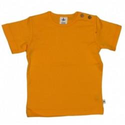 Leela Cotton - Bio Kinder T-Shirt, sonnengelb