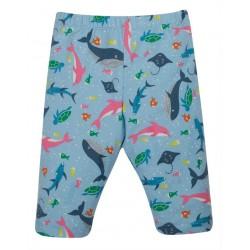 """frugi - Bio Kinder Shorts """"Laurie"""" mit Meerestiere-Allover"""
