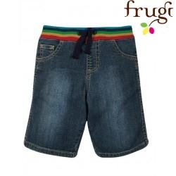 """frugi - Bio Kinder Jeansshorts """"Dorian"""" mit Komfortbündchen"""