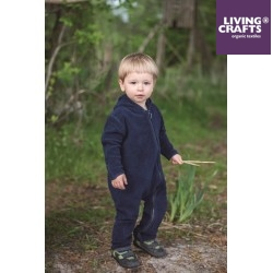 LIVING CRAFTS - Bio Baby Fleece Overall